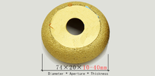 Load image into Gallery viewer, Concave Stone Grinding Wheel
