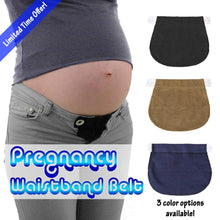 Load image into Gallery viewer, Pregnancy Waistband Belt