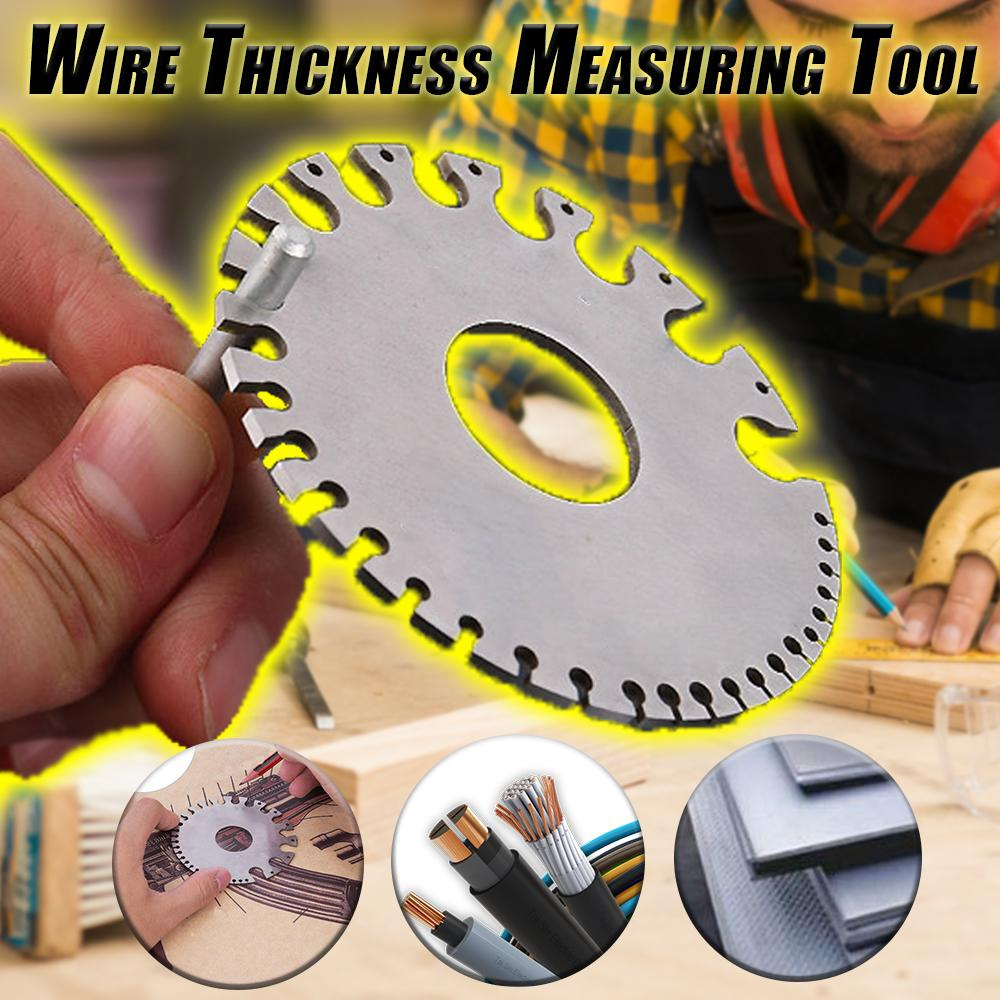 Wire Thickness Measuring Tool