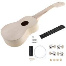 Load image into Gallery viewer, DIY Ukulele 21 inches