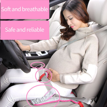 Load image into Gallery viewer, Pregnant Lady Car Seat Belt