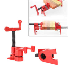 Load image into Gallery viewer, Sturdy Wood Working Pipe Clamp
