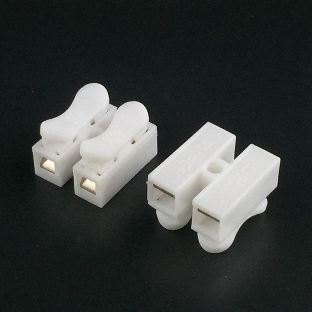Press Type Electrical Cable Connectors (30pcs)