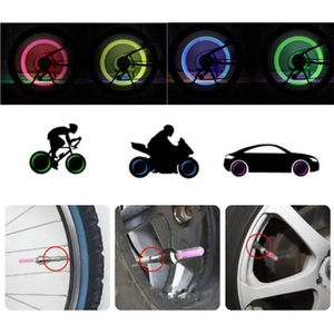 Motion LED Wheel Light