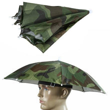 Load image into Gallery viewer, Umbrella Hat