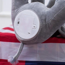 Load image into Gallery viewer, Peek-A-Boo Elephant Plush Doll