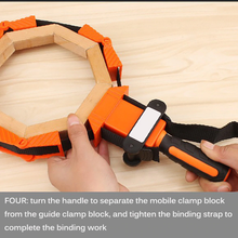 Load image into Gallery viewer, Multi-Angle Belt Clamping Tool