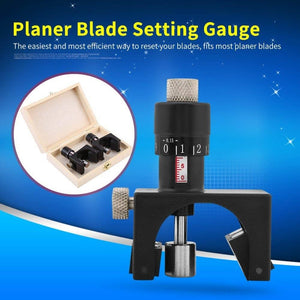 Planer & Jointer Knife Setting Jigs