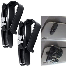 Load image into Gallery viewer, Car Glasses Holder (2pcs)