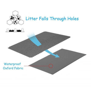 UNIVERSAL CATS LITTER MAT