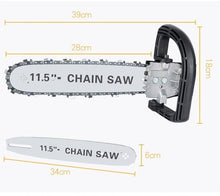 Load image into Gallery viewer, Chainsaw Bracket Set