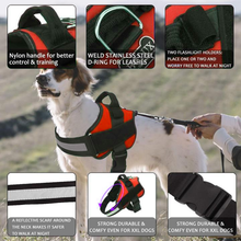 Load image into Gallery viewer, Reflective Safety Dog Harness