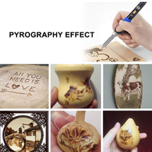 Load image into Gallery viewer, Wood Burning Pyrography Pen