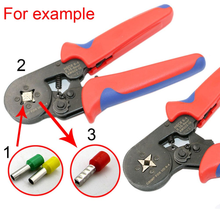 Load image into Gallery viewer, Wire-end Crimping Plier