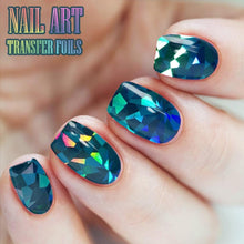 Load image into Gallery viewer, Nail Art Transfer Foils
