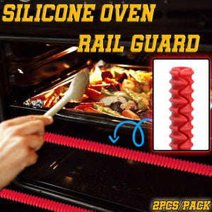 Silicone Oven Rail Guard (2pcs)