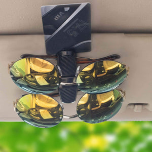 Car Glasses Holder (2pcs)