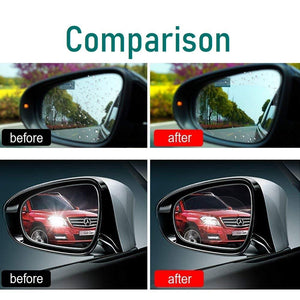 Anti-fog Side Mirror Film
