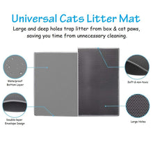 Load image into Gallery viewer, UNIVERSAL CATS LITTER MAT