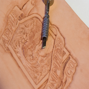 Leather Carving Shivel Knife