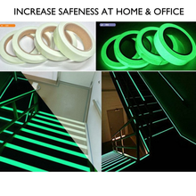 Load image into Gallery viewer, Luminous Tape Self-adhesive Glow In The Dark