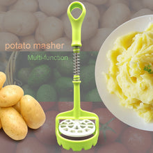 Load image into Gallery viewer, Spring Loaded Potato Masher