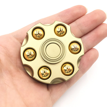 Load image into Gallery viewer, Bullet Fidget Spinner