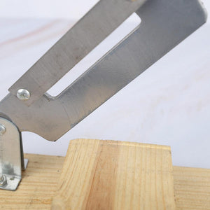 Manual Meat Slicer