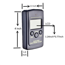 Load image into Gallery viewer, Mini Digital Hanging Scale  (Up to 88 Pounds) (Lbs & Kg Unit)