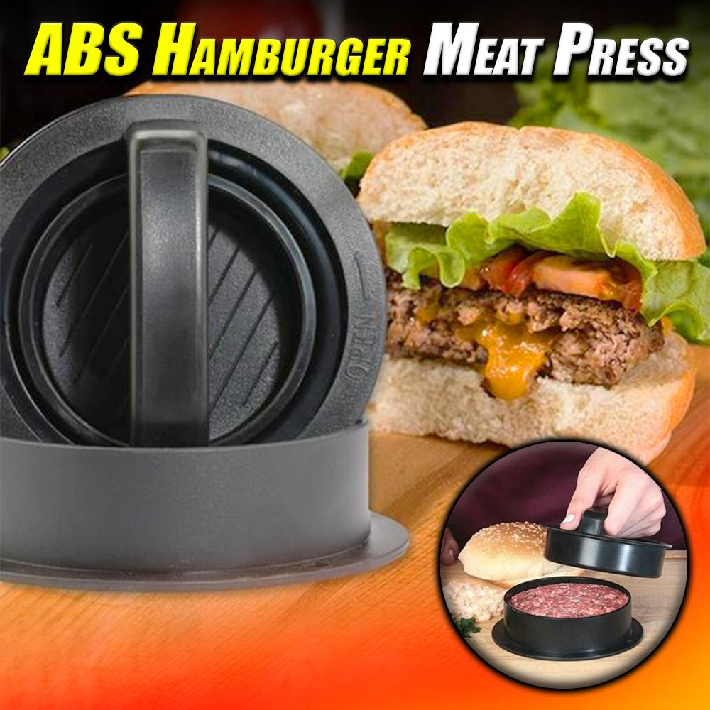 ABS Hamburger Meat Press