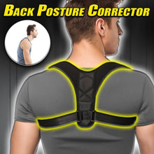 Load image into Gallery viewer, Back Posture Corrector