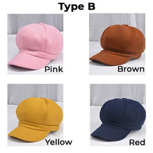 Load image into Gallery viewer, Wool Beret Hat