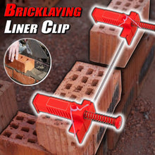 Load image into Gallery viewer, Bricklaying Liner Clip