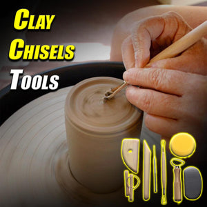 Clay Chisels Tools