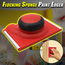 Load image into Gallery viewer, Flocking Sponge Paint Edger