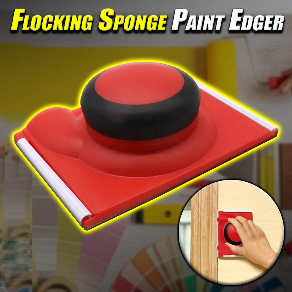 Flocking Sponge Paint Edger