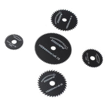 Load image into Gallery viewer, 6pcs High Speed Steel Circular Saw