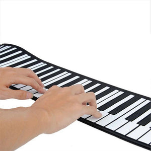 Flexible Silicone Piano
