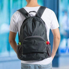 Load image into Gallery viewer, Foldable Travel Backpack