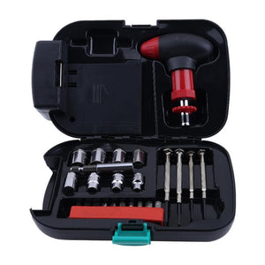 Portable Flashlight Toolbox