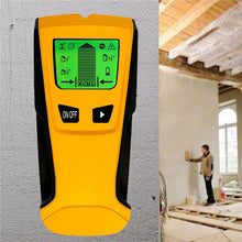 Load image into Gallery viewer, Stud Center Finder Metal and AC Live Wire Detector