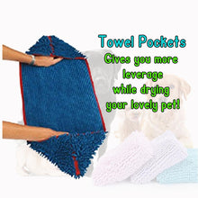 Load image into Gallery viewer, Ultra Absorbent Pet Towel