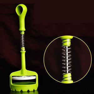 Spring Loaded Potato Masher