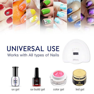 UV LED Manicure Lamp