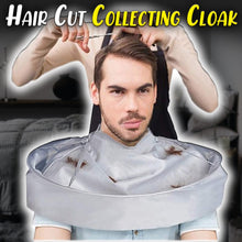 Load image into Gallery viewer, Hair Cut Collecting Cloak