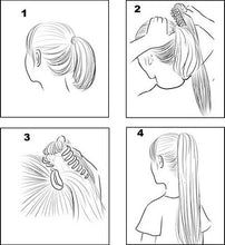 Load image into Gallery viewer, Clip-In Ponytail Extension