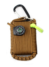 Load image into Gallery viewer, 29-in-1 Paracord Fishing Kit