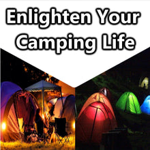 Load image into Gallery viewer, 3 In 1 Camping Light