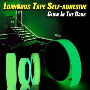 Luminous Tape Self-adhesive Glow In The Dark