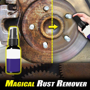 Magical Rust Remover